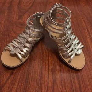 Little girls sandals